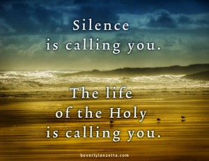 Silence-is-calling-you