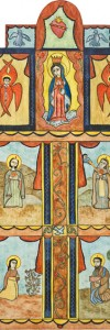 Interfaith Altar Screen